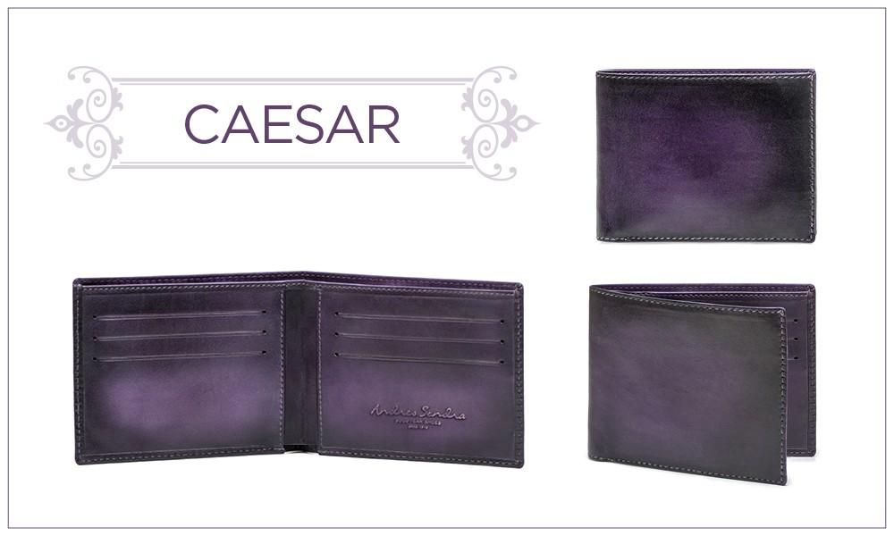 Andres Sendra Wallet: Caesar