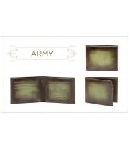Andres Sendra Wallet: Army