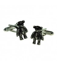 Benson & Clegg: Teddy Bear Cufflinks