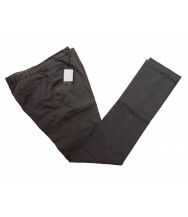 Marco Pescarolo Trousers: Blue-Grey