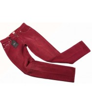 PT05 Jeans: Soft Red