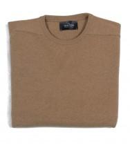 The Wardrobe Sweater: Camel/Tan