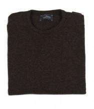 The Wardrobe Sweater: Cocoa Brown