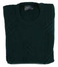 The Wardrobe Sweater: Medium Hunter Green